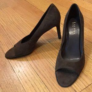 Ralph Lauren Heels- size 8 1/2